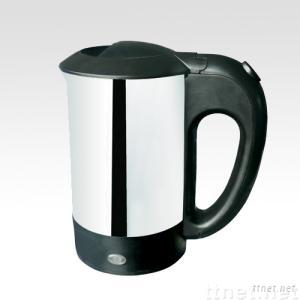 0.6L electrical travel kettle