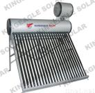 Evacuated Solar Water Heater, Working Station, Solar Tube