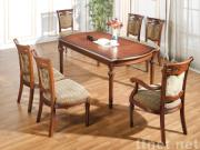 Dining Table DT778 & Dining Chair DC689 &DC690
