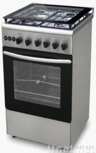 freestanding cooker with oven