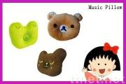 Music Neck Pillow for Promotional Gift