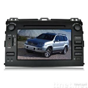 Special panel for Toyota Proda 7inch TFT LCD double din car DVD with bluetooth