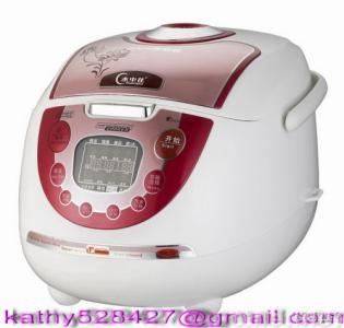 Micro computer rice cooker