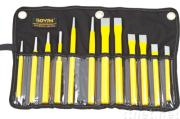 12 pc punch and chisel set