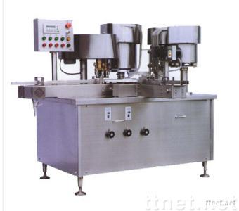 Double Peristaltic Pump Filling Stoppering & Capping Machine