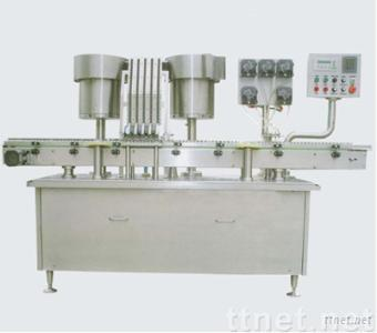 YGS Linear High-speed Filling & Stoppering Machine