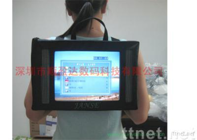 10.4 inch portable advertising player