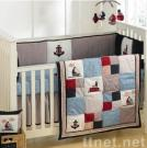 Jack 6-piece Baby Crib Bedding Set