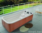 Outer Luxury Swimming Spa(5.5meter long)