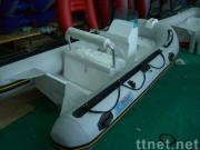 Rigid Inflatable Boat HLB430