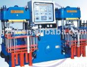 4RT front top mold-open hydraulic molding machine