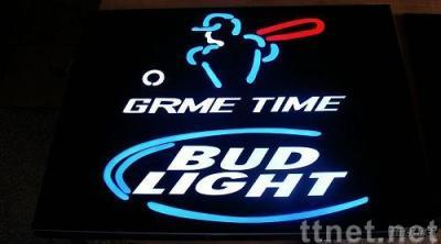 LED Resin Ultrathin Light Box-budlight