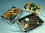 sushi tray,food tray,sushi container