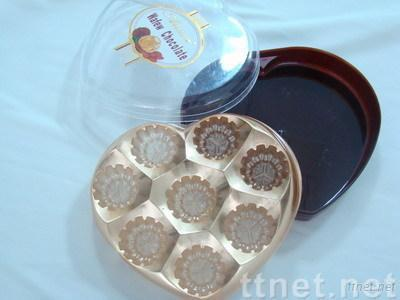 Chocolate tray,food container,chocolate packaging