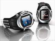 Watch Mobile Phone V2 + Free Bluetooth Headset + 1GB TF Card + Keyboard, Wrist Watch Cell Phone