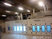 Spray Panting And Drying Booth SG-28