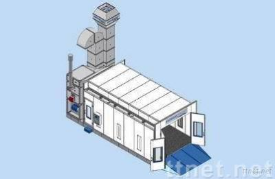 Spray Booth For Cars