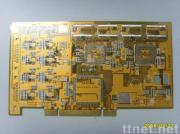 4 layers gold finger  Printed Circuit Boards