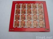 4 layers half hole pcb board