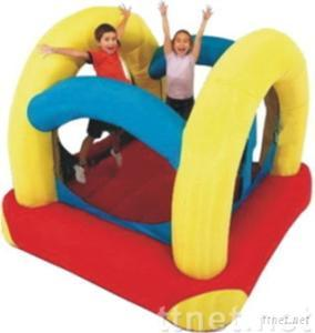 Inflatable Jumping Bed