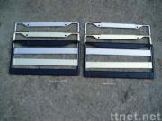 USA License plate frames