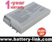 Battery for DELL Latitude Laptop D500 D600 Inspiron 500m