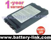 Battery for Toshiba PA3191U Tecra M4 Portege M200 4.4Ah
