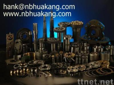 Spare parts for hydraulic piston pump and motor