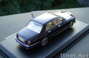 Rolls Royce silver seraph 1998 diecast model car
