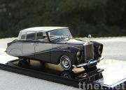 Rolls Royce Silver Wraith 1956 model car
