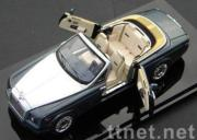 Rolls Royce Phantom Drophead Coupe 2007 diecast model car