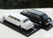 rolls royce silver cloud 1962 scale model car