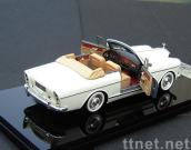 rolls royce silver cloud III convertible 1964 model car