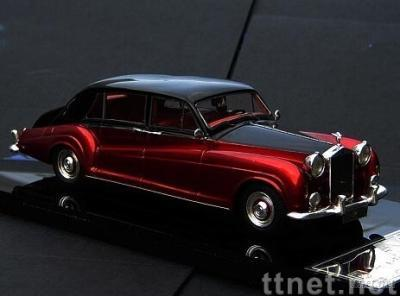 rolls royce James Young PV23 model car