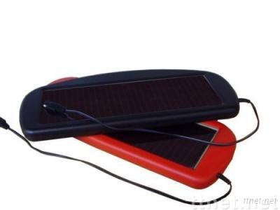 solar car charger solar battery maintainer