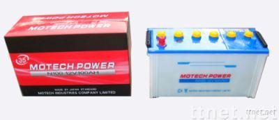 Low Maintenance Dry Charged Car Battery