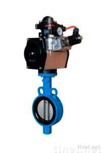 Series AD butterfly valve