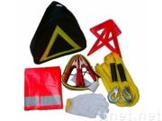 8pcs roadside emergency kit