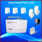 Security Gsm home Alarm System(LS-GSM-004)