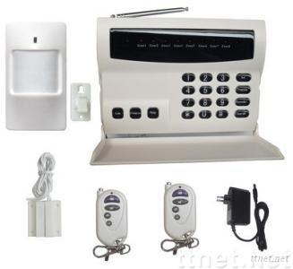 Sell 8-zone wireless security alarm signal system
