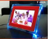 7inch digital photo frame7063