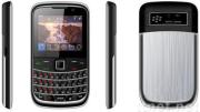 New qwerty keyboard phone with analog tv