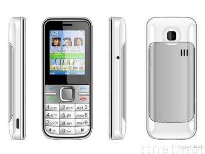 Dual SIM card mobile phone cell phone C5 with tv
