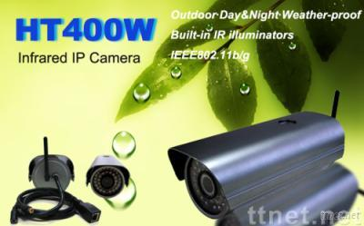 HeeToo Wireless Infrared IP Camera HT400W