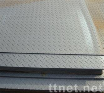 Chequered Steel Plate/Coil
