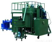 ZLE waste engine oil recycling machine/oil purifier