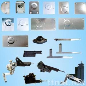 the parts of embroidery machine