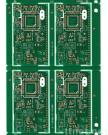 Double side OSP board