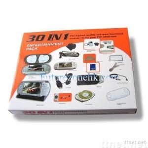 30 in 1 Entertainment Pack for PSP 2000 & 3000