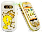 Hello Kitty 318 Series Tweety LT1 dual band mobile phone